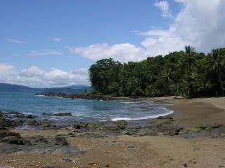 Corcovado_beach